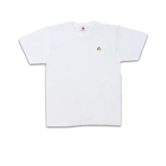 <img class='new_mark_img1' src='https://img.shop-pro.jp/img/new/icons26.gif' style='border:none;display:inline;margin:0px;padding:0px;width:auto;' />やっぱり皆んな金が好き!うんこ半袖Tシャツ ホワイト×ゴールド