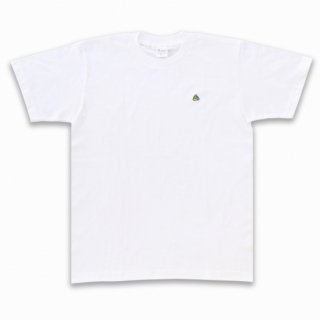<img class='new_mark_img1' src='https://img.shop-pro.jp/img/new/icons26.gif' style='border:none;display:inline;margin:0px;padding:0px;width:auto;' />うんこ半袖Tシャツ ホワイト×レインボー