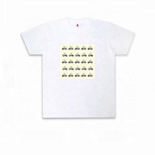 うんこパトカー Tシャツ