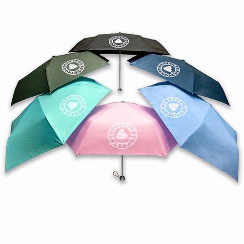 うんこ軽量折畳み傘