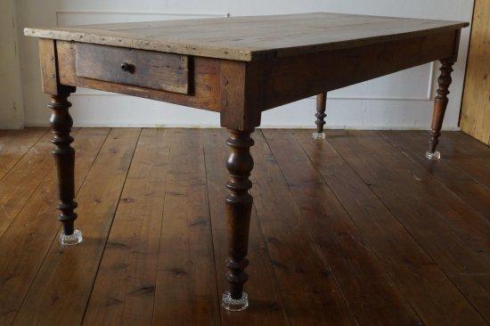 木製ダイニングテーブルA