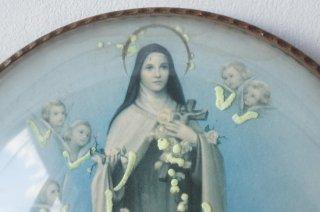 聖母の蓄光ドーム