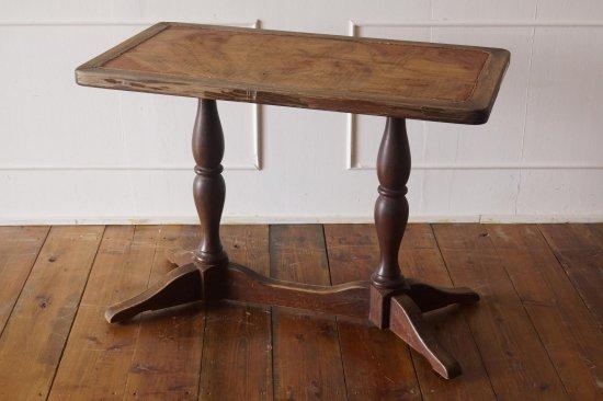 木製ビストロテーブルA