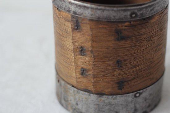 木製小物入れ ラウンド大