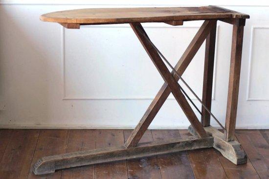 木製アイロン台