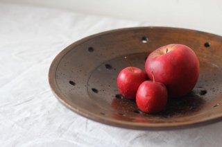 木の水切り皿