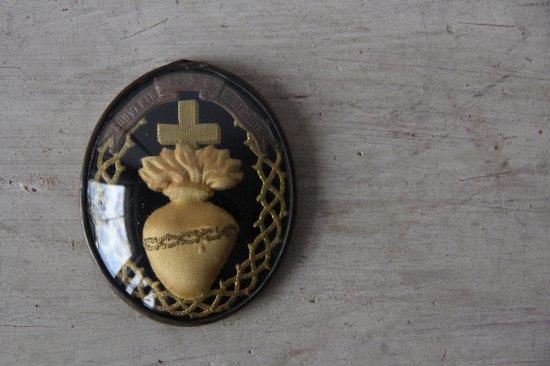 聖心のドームレリーフ カトリック