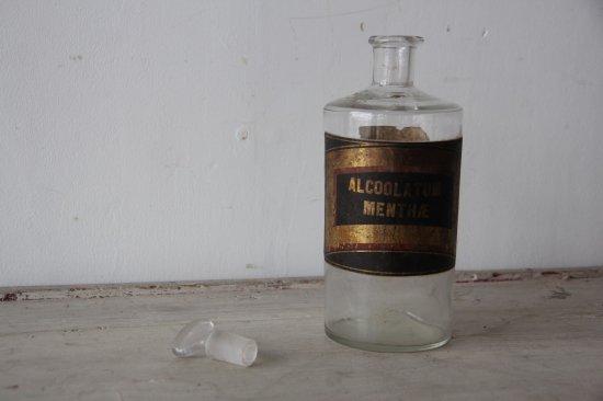 古い薬瓶I