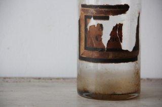 古い薬瓶J