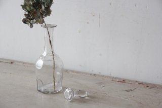 蓋付ガラス瓶