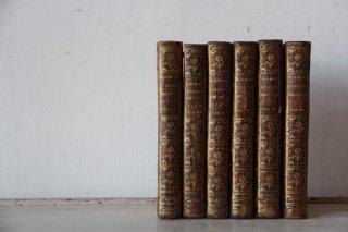 """古い洋書AF """"L'ANNÉE LITTÉRAIRE 1766"""" [在庫6]"""