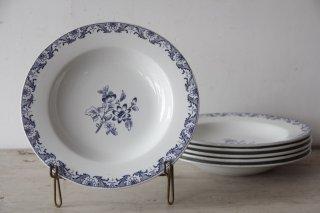 Lunéville K&G 青花柄のスーププレート[在庫5]