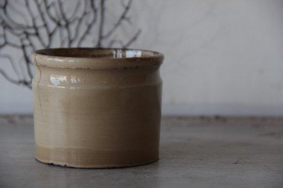 Creil et Montereau 陶製リエットポット 小