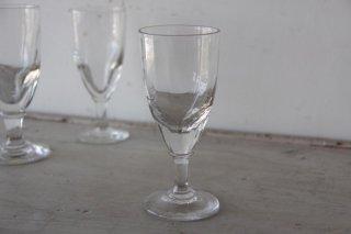吹きガラスのビストログラスB