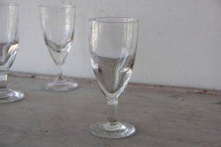 吹きガラスのビストログラスC