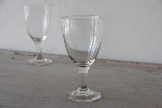 吹きガラスのビストログラスE