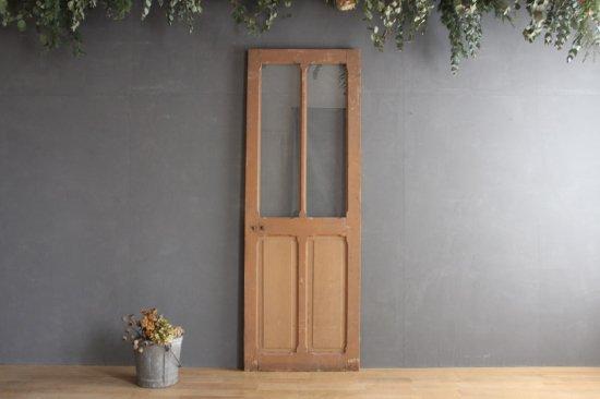 ガラス入り木製室内ドアC
