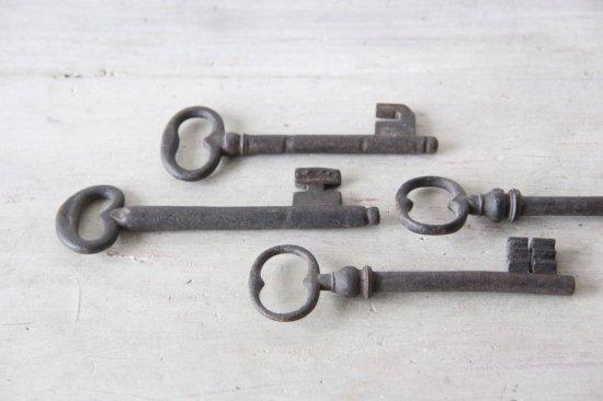 アンティークの鍵C