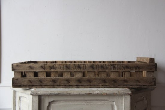 フランスアンティーク  木箱