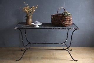 フランスアンティーク ガーデンテーブル