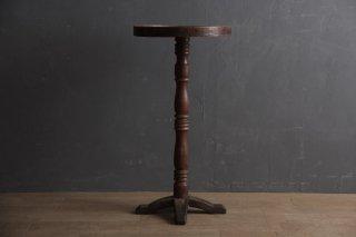 フランスアンティーク 木製のサイドテーブル
