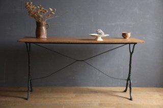 フランスアンティーク カフェテーブル