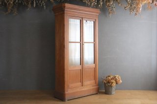 フランスアンティーク 木製キャビネット