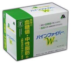 水溶性食物繊維・パインファイバーW【6g×60本】