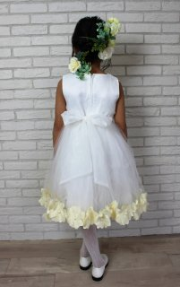 (HD002) グリーン サイド流し ヘッドドレス