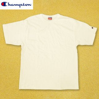 <img class='new_mark_img1' src='https://img.shop-pro.jp/img/new/icons1.gif' style='border:none;display:inline;margin:0px;padding:0px;width:auto;' />Champion T2102 7oz Heritage Jersey Tシャツ WHITE