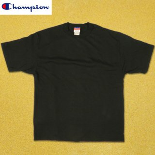 <img class='new_mark_img1' src='https://img.shop-pro.jp/img/new/icons1.gif' style='border:none;display:inline;margin:0px;padding:0px;width:auto;' />Champion T2102 7oz Heritage Jersey Tシャツ BLACK