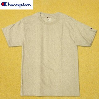 <img class='new_mark_img1' src='https://img.shop-pro.jp/img/new/icons1.gif' style='border:none;display:inline;margin:0px;padding:0px;width:auto;' />Champion T4250 6oz Heritage Jersey Tシャツ GREY