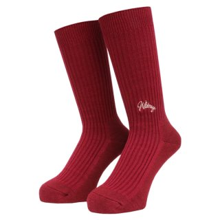 <img class='new_mark_img1' src='https://img.shop-pro.jp/img/new/icons25.gif' style='border:none;display:inline;margin:0px;padding:0px;width:auto;' />WHIMSY 42/1 EMJAY SOCKS RED