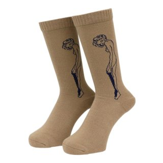 <img class='new_mark_img1' src='https://img.shop-pro.jp/img/new/icons25.gif' style='border:none;display:inline;margin:0px;padding:0px;width:auto;' />WHIMSY 32/1 CATHIE SOCKS BURGUNDY