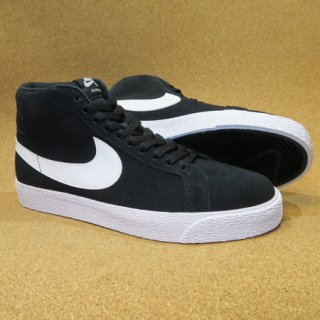 <img class='new_mark_img1' src='https://img.shop-pro.jp/img/new/icons1.gif' style='border:none;display:inline;margin:0px;padding:0px;width:auto;' />NIKE SB ZOOM BLAZER MID 002 BLACK /WHITE