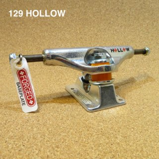 INDEPENDENT TRUCK FORGED HOLLOW 129  SILVER