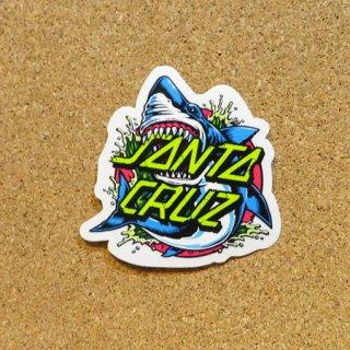 SANTA CRUZ  ステッカー SHARK DOT 3インチ