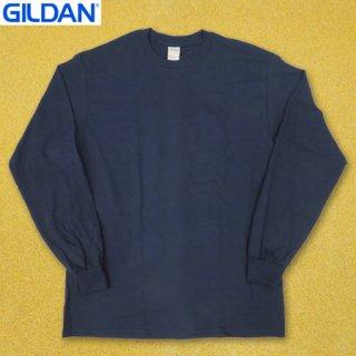 <img class='new_mark_img1' src='https://img.shop-pro.jp/img/new/icons25.gif' style='border:none;display:inline;margin:0px;padding:0px;width:auto;' />GILDAN T2300 6oz long sleeve Tシャツ NAVY