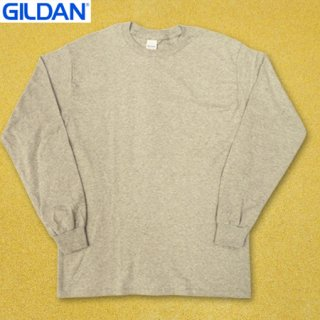 <img class='new_mark_img1' src='https://img.shop-pro.jp/img/new/icons25.gif' style='border:none;display:inline;margin:0px;padding:0px;width:auto;' />GILDAN T2300 6oz long sleeve Tシャツ GREY