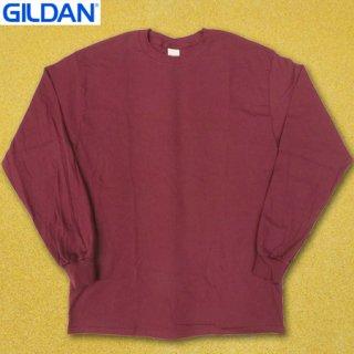 <img class='new_mark_img1' src='https://img.shop-pro.jp/img/new/icons25.gif' style='border:none;display:inline;margin:0px;padding:0px;width:auto;' />GILDAN T2300 6oz long sleeve Tシャツ MAROON