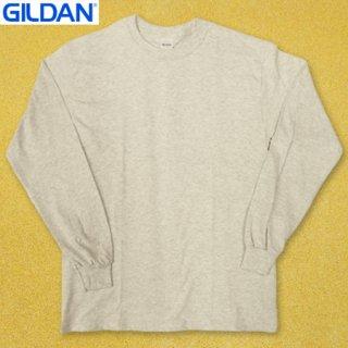 <img class='new_mark_img1' src='https://img.shop-pro.jp/img/new/icons25.gif' style='border:none;display:inline;margin:0px;padding:0px;width:auto;' />GILDAN T2300 6oz long sleeve Tシャツ ASH