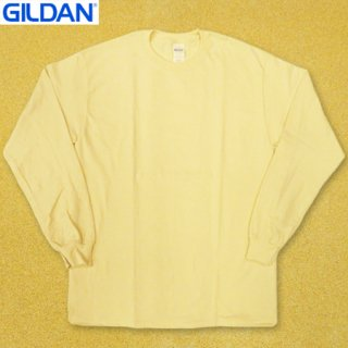 <img class='new_mark_img1' src='https://img.shop-pro.jp/img/new/icons25.gif' style='border:none;display:inline;margin:0px;padding:0px;width:auto;' />GILDAN T2300 6oz long sleeve Tシャツ NATURAL