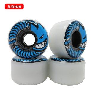 SPITFIRE 80HD CRUISER WHEEL  56mm CHARGERS CONICAL ORANGE