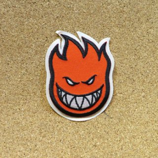 SPITFIRE PATCH ワッペン BIGHEAD RED
