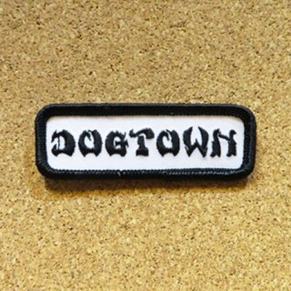 DOG TOWN PATCH ワッペン WORKSHIRTS