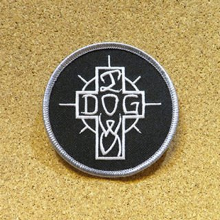 DOG TOWN PATCH ワッペン ESE CROSS 4インチ