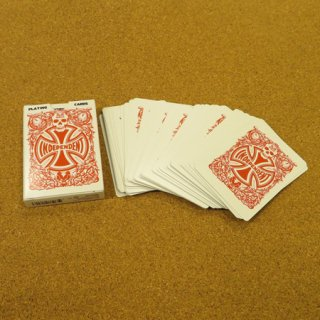<img class='new_mark_img1' src='https://img.shop-pro.jp/img/new/icons25.gif' style='border:none;display:inline;margin:0px;padding:0px;width:auto;' />INDEPENDENT PLAYING CARD  トランプ HOLD EM PLAYING CARDS