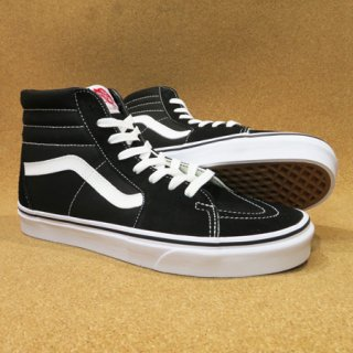 <img class='new_mark_img1' src='https://img.shop-pro.jp/img/new/icons16.gif' style='border:none;display:inline;margin:0px;padding:0px;width:auto;' />VANS SK8 HI BLACK
