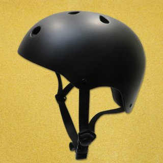 SILVER FOX ヘルメット MATT BLACK  SC130