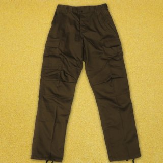 <img class='new_mark_img1' src='https://img.shop-pro.jp/img/new/icons1.gif' style='border:none;display:inline;margin:0px;padding:0px;width:auto;' />ROTHCO(ロスコ) BDU CARGO PANTS BROWN